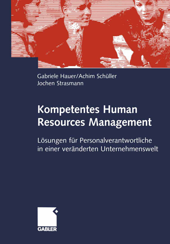 Kompetentes Human Resources Management als Buch (kartoniert)