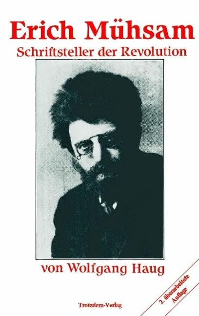 Erich Mühsam als Buch (kartoniert)