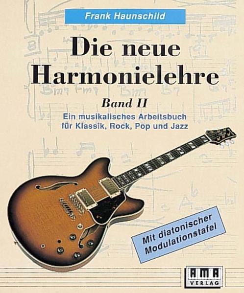 Die neue Harmonielehre 2 als Buch (kartoniert)