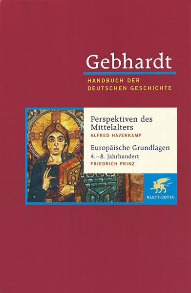 Spätantike Band 01. Perspektiven des Mittelalters. Europäische Grundlagen 4.-8. Jahrhundert als Buch (gebunden)