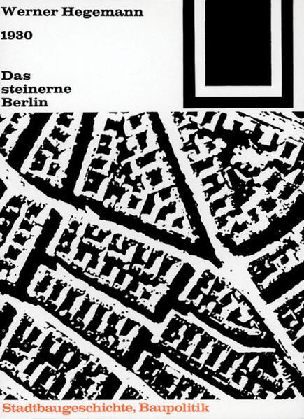 Das steinerne Berlin als Buch (kartoniert)