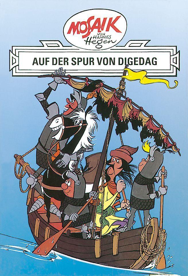 Ritter Runkel 02. Auf der Spur von Digedag als Buch (gebunden)