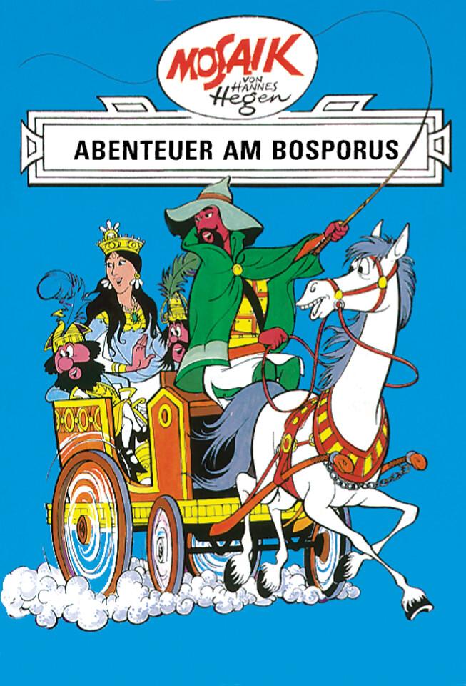 Ritter Runkel 04. Abenteuer am Bosporus als Buch (gebunden)