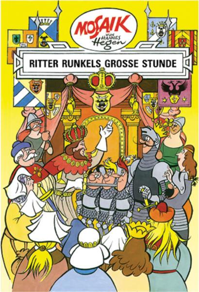 Ritter Runkel 10. Ritter Runkels große Stunde als Buch (gebunden)