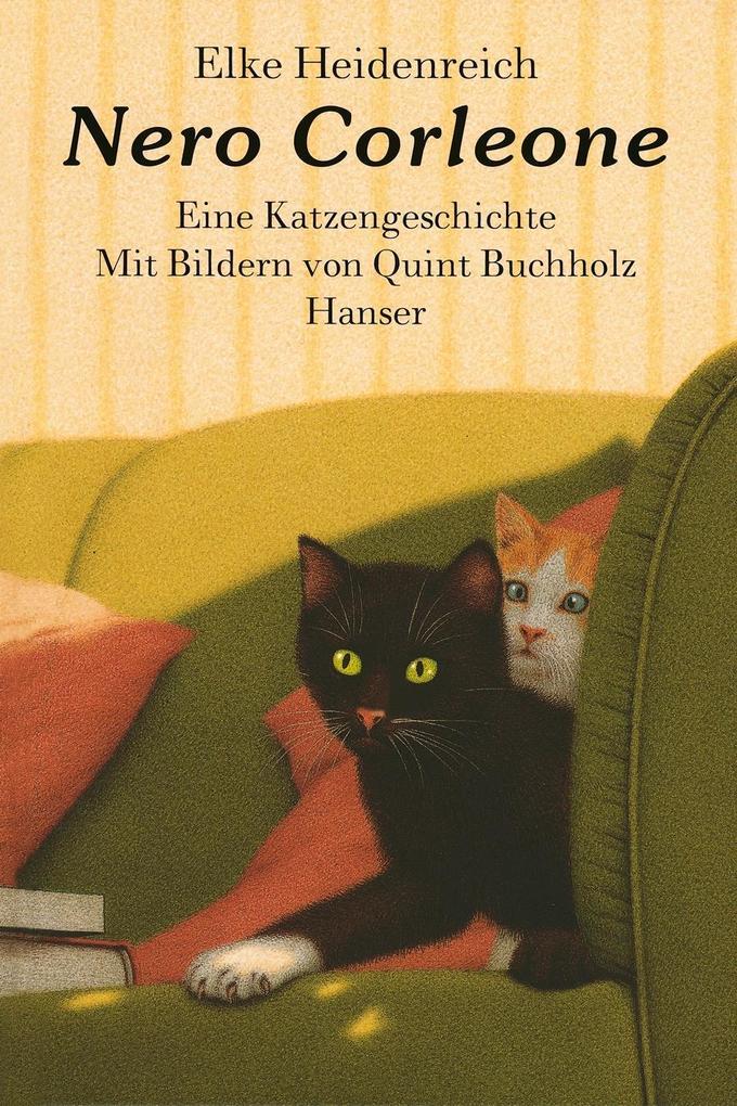 Nero Corleone als Buch (gebunden)