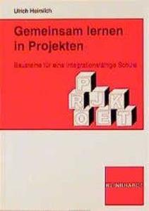 Gemeinsam lernen in Projekten als Buch