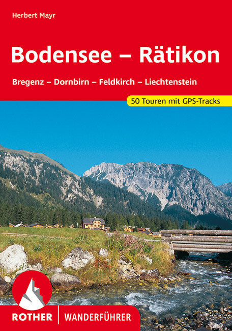 Bodensee - Rätikon als Buch (kartoniert)