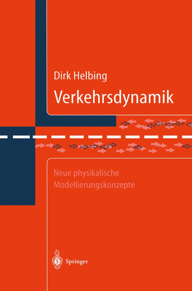 Verkehrsdynamik als Buch (gebunden)