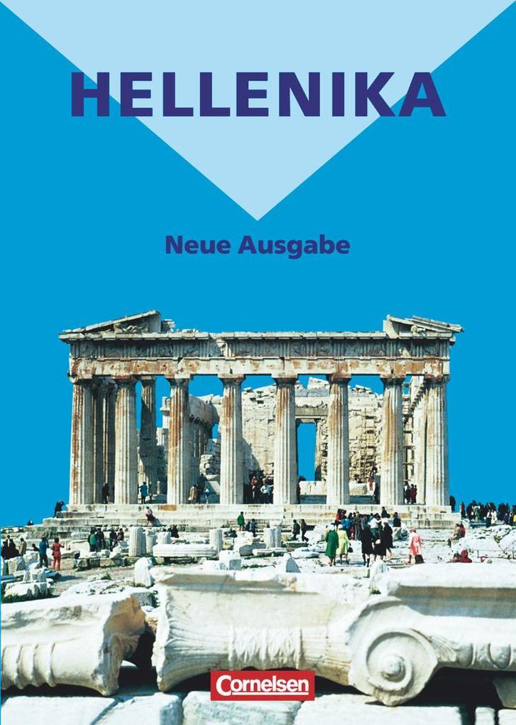 Hellenika. Neue Ausgabe als Buch (gebunden)