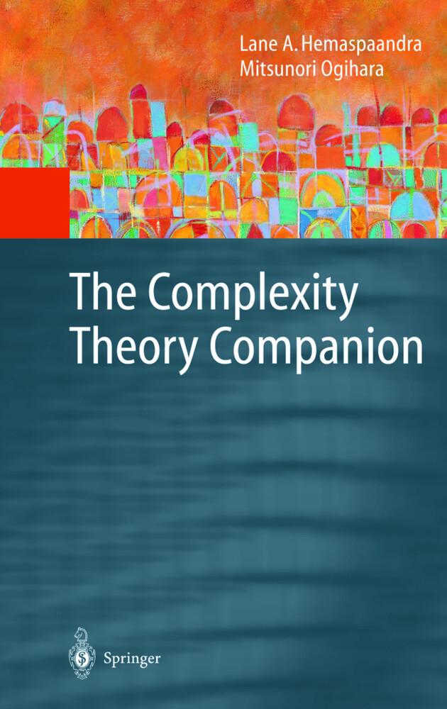 The Complexity Theory Companion als Buch (gebunden)