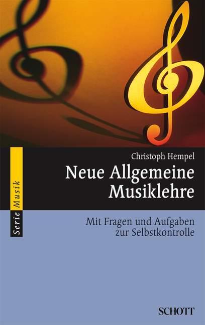 Neue Allgemeine Musiklehre als Taschenbuch