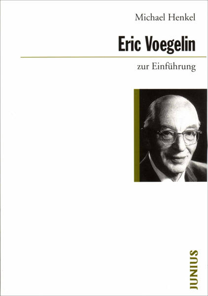 Eric Voegelin zur Einführung als Buch (kartoniert)