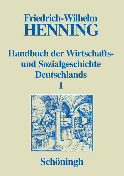 Handbuch der Wirtschafts- und Sozialgeschichte Deutschlands als Buch (gebunden)
