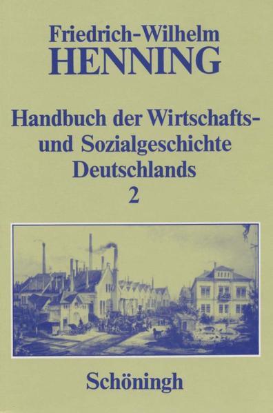 Deutsche Wirtschafts- und Sozialgeschichte im 19. Jahrhundert als Buch (gebunden)