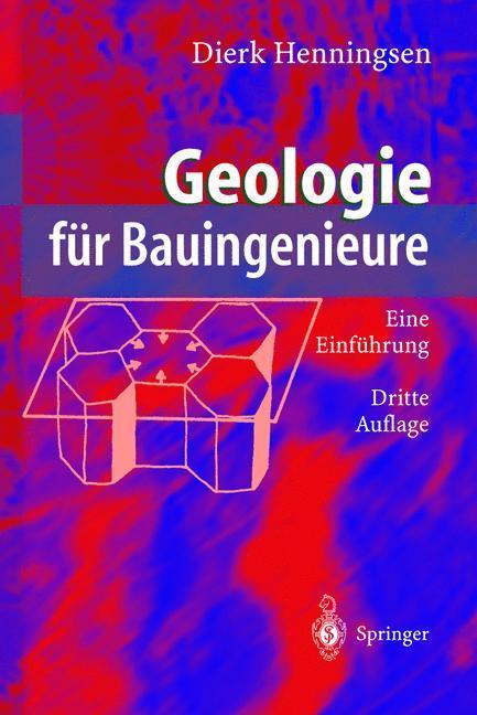 Geologie für Bauingenieure als Buch (gebunden)