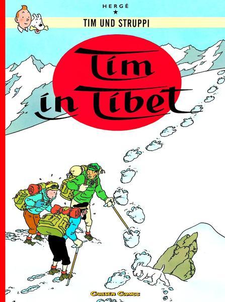 Tim und Struppi 19. Tim in Tibet als Buch (kartoniert)