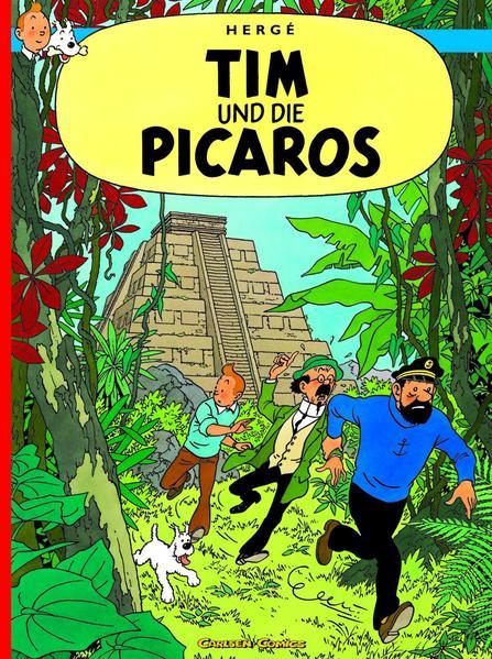Tim und Struppi 22. Tim und die Picaros als Buch (kartoniert)