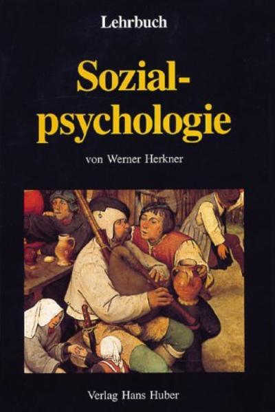 Lehrbuch Sozialpsychologie als Buch (gebunden)