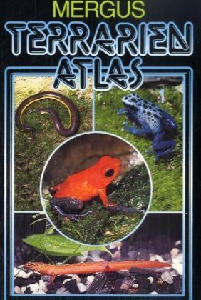 Terrarien Atlas 1 als Buch (gebunden)