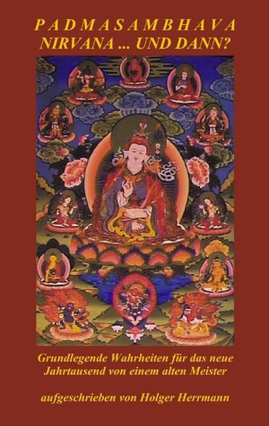 Padmasambhava - Nirvana ... und dann? als Buch (kartoniert)