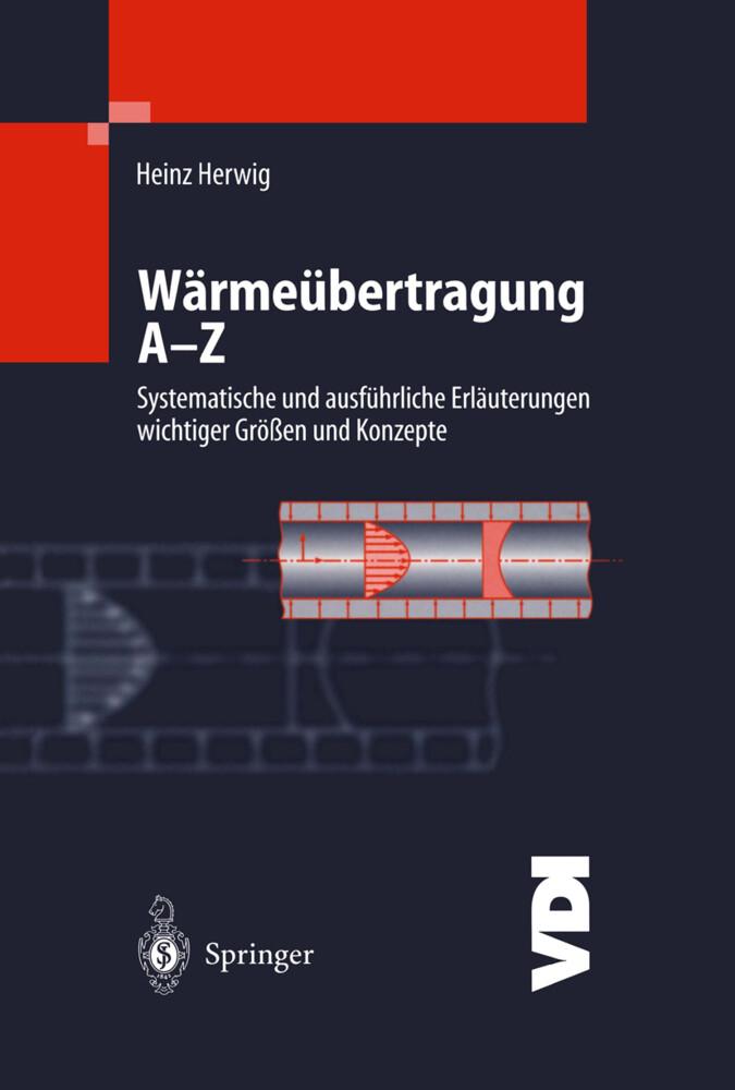 Wärmeübertragung A-Z als Buch (gebunden)