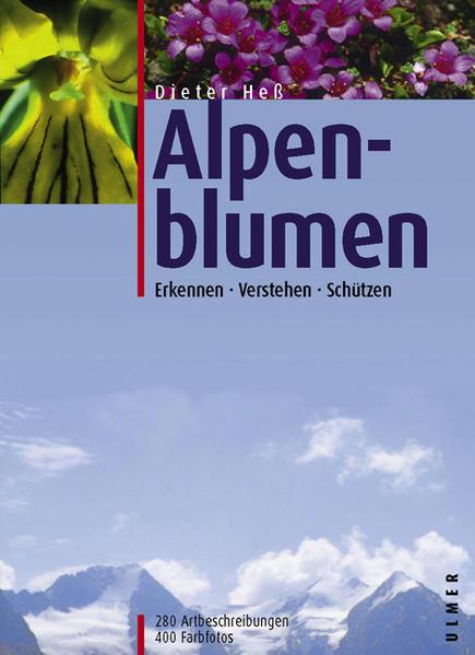 Alpenblumen als Buch (gebunden)