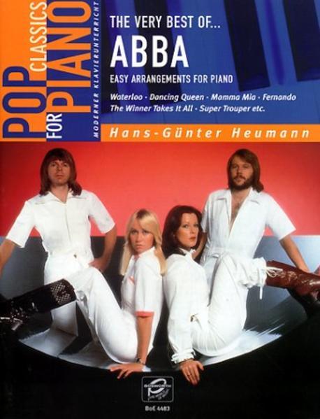 The very best of ABBA 1 als Buch (kartoniert)