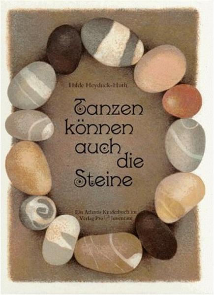 Tanzen können auch die Steine als Buch (gebunden)