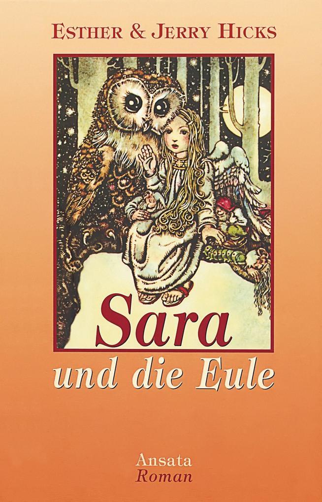 Sara und die Eule als Buch (kartoniert)