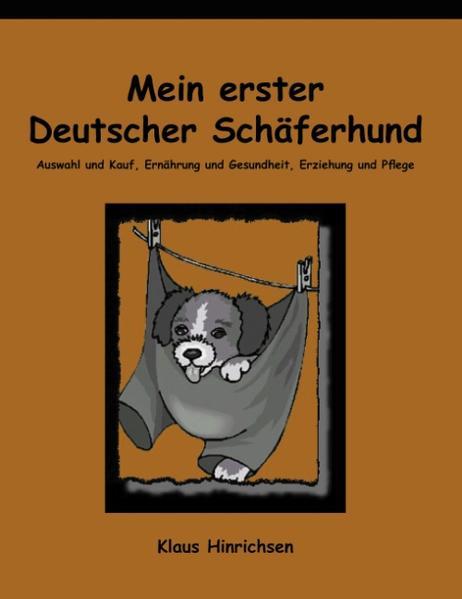 Mein erster deutscher Schäferhund als Buch (kartoniert)