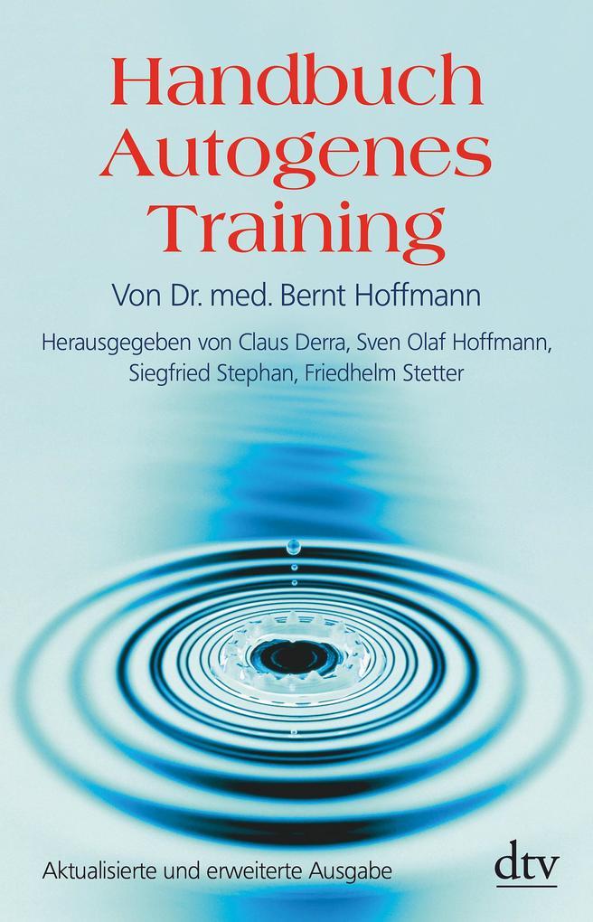 Handbuch Autogenes Training als Taschenbuch