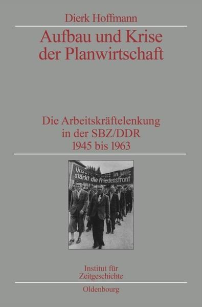 Aufbau und Krise der Planwirtschaft als Buch (gebunden)