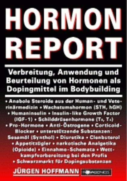 Hormon Report als Buch (kartoniert)