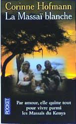 La Massaï blanche als Taschenbuch
