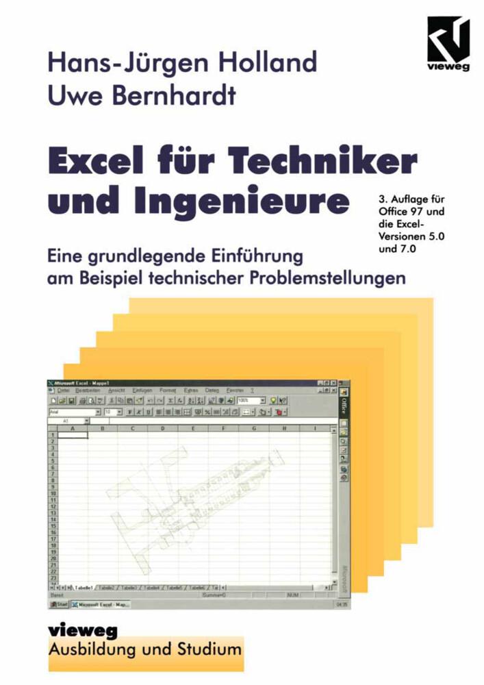 Excel für Techniker und Ingenieure als Buch (gebunden)