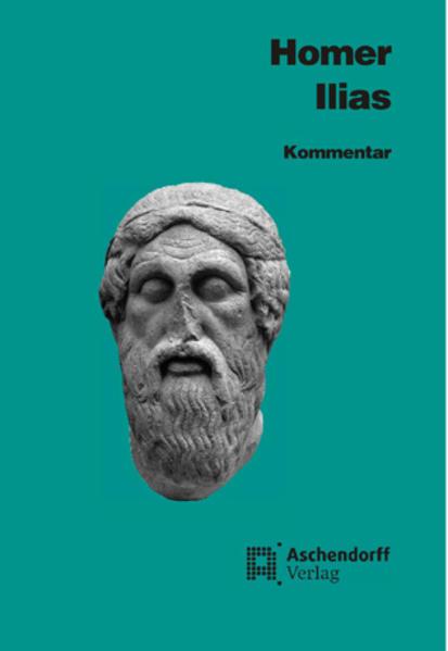 Ilias. Kommentar als Buch (kartoniert)