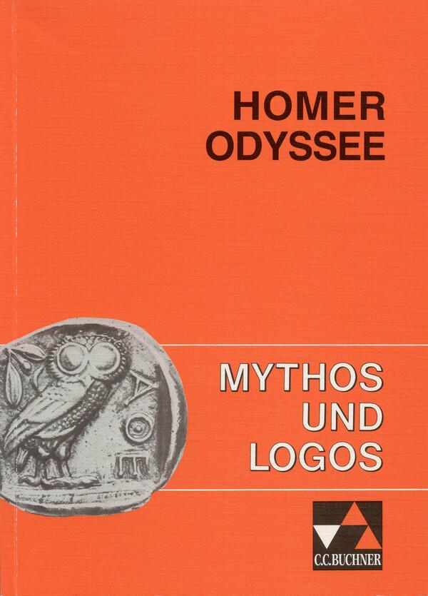 Mythos und Logos 4. Homer: Odyssee als Buch (kartoniert)