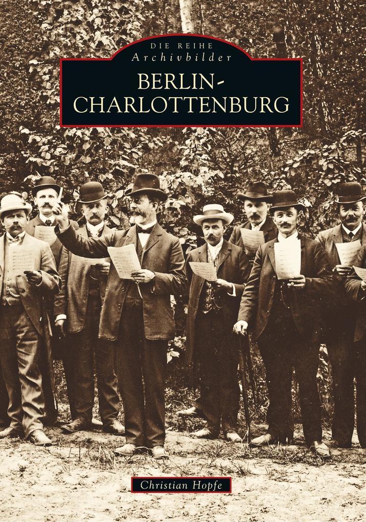 Berlin-Charlottenburg als Buch (kartoniert)