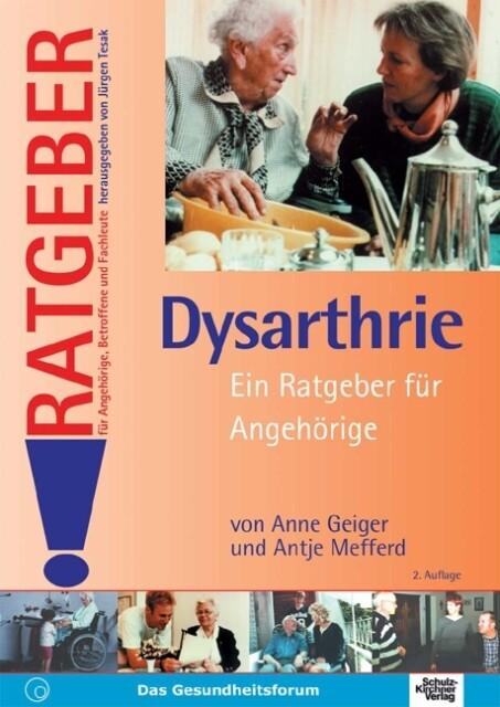 Dysarthrie als eBook