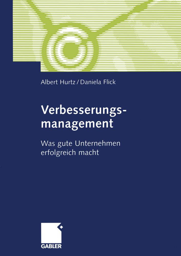 Verbesserungsmanagement als Buch (kartoniert)