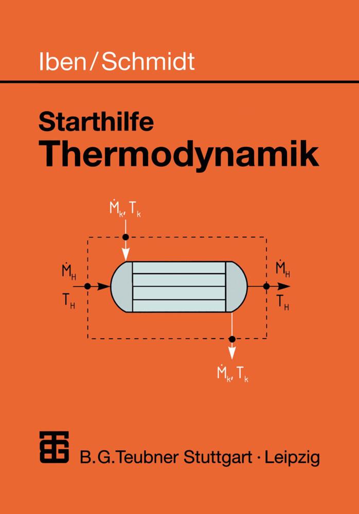 Starthilfe Thermodynamik als Buch (kartoniert)