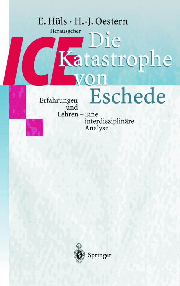 Die ICE-Katastrophe von Eschede als Buch (gebunden)
