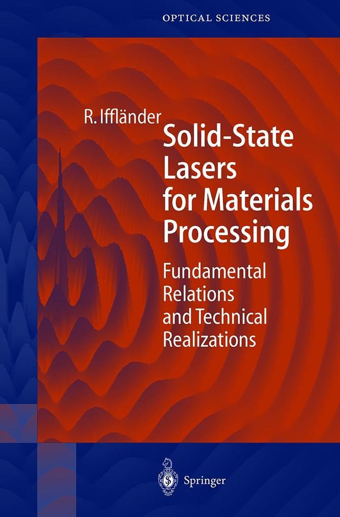 Solid-State Lasers for Materials Processing als Buch (gebunden)