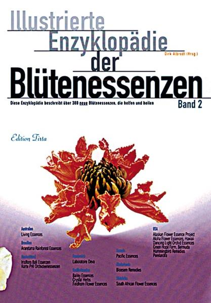 Illustrierte Enzyklopädie der Blütenessenzen 2 als Buch (gebunden)