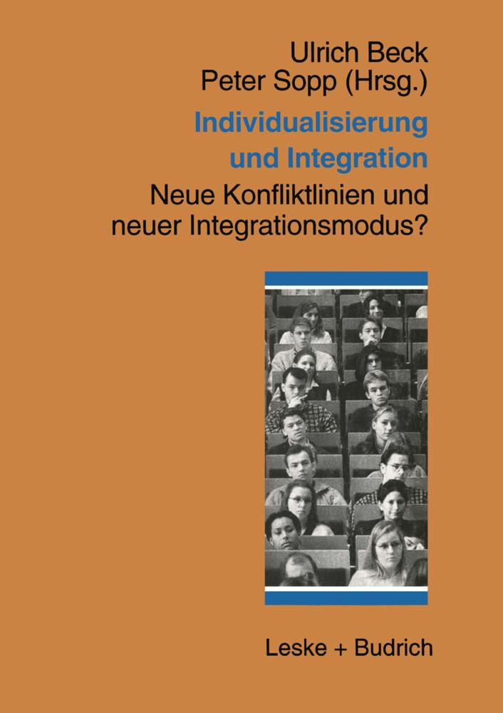 Individualisierung und Integration als Buch (gebunden)