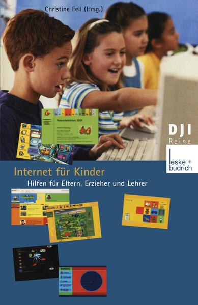 Internet für Kinder als Buch (kartoniert)