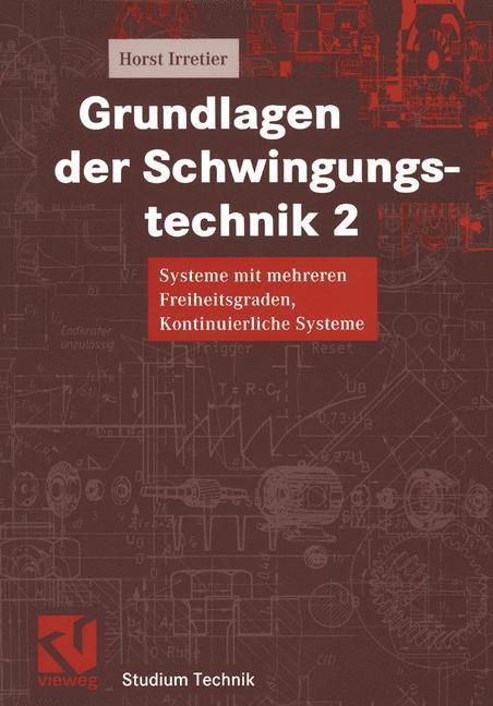 Grundlagen der Schwingungstechnik 2 als Buch (kartoniert)
