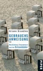 Gebrauchsanweisung für Mecklenburg-Vorpommern und die Ostseebäder als eBook epub