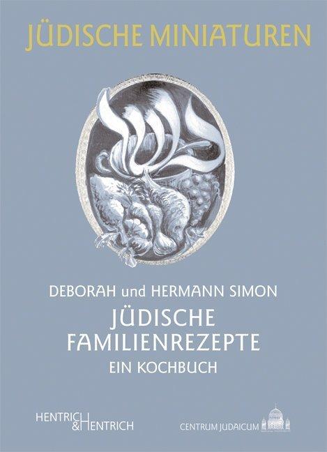 Jüdische Familienrezepte als Buch (kartoniert)