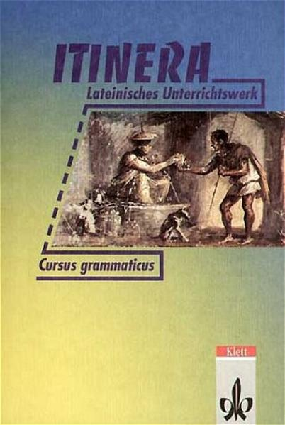 Itinera 2. Cursus grammaticus. Lesevokabular als Buch (kartoniert)